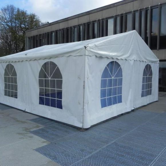 Location Tente de 6x6m – 36m² - Chapiteau - Pagode - Tonelle