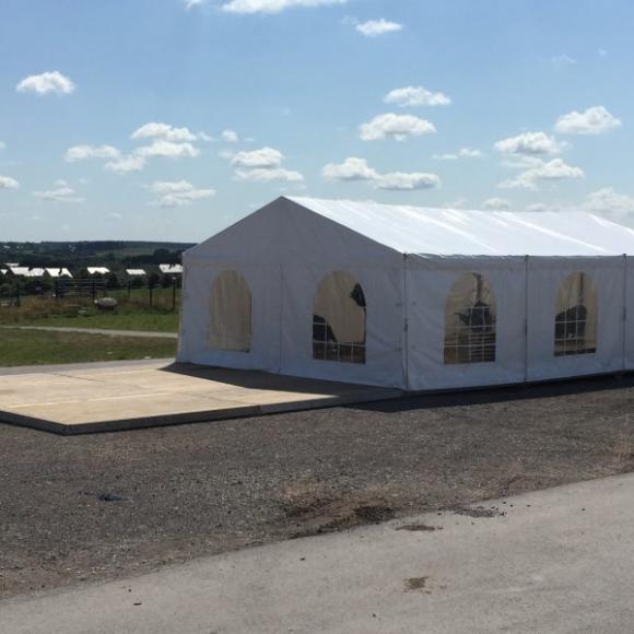 Location Tente de 6x9m – 54m² - Chapiteau - Pagode - Tonelle