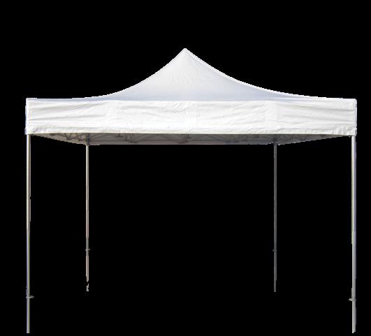 Location Tente dépliable Canopy 3x3m – 9m² - Chapiteau - Pagode - Tonelle