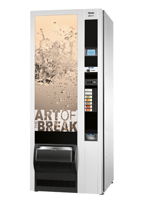 Location Distributeurs automatiques de boissons fraîches - canettes - bouteilles - distributeurs automatiques de soda