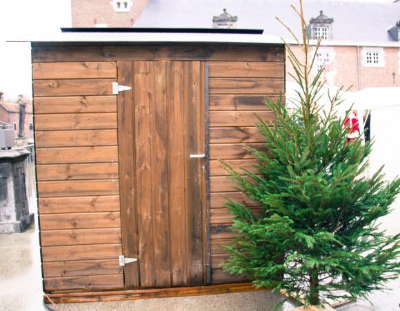Location Chalets en bois - Chalets de Noël