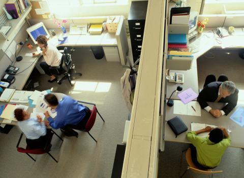 Les avantages de la location d un espace co working bureaux